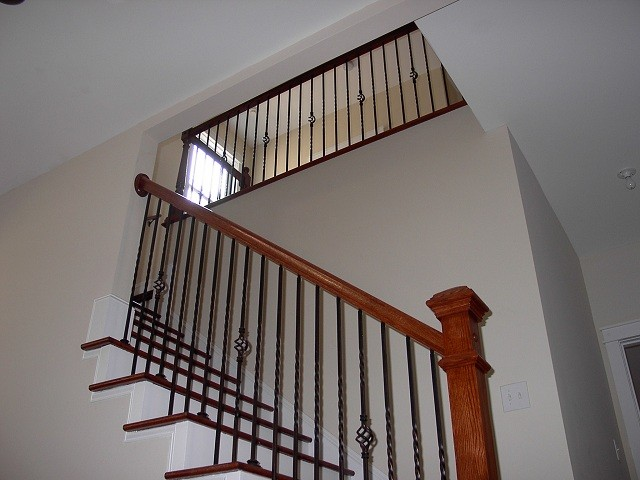 Kingston Interior Stair After